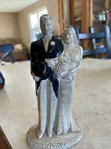wedding cake toppers vintage antique