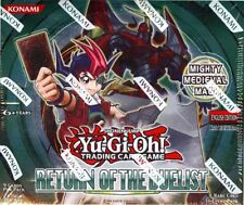YUGIOH RETURN OF THE DUELIST 1ST EDITION BOOSTER 12 BOX CASE BLOWOUT CARDS