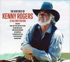 KENNY ROGERS & THE FIRST EDITION - THE VERY BEST OF (NEW SEALED 3CD)