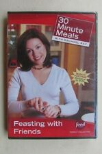 DVD - Cooking - Rachael Ray 30 Minutes Meals: Feasting with Friends - Food Net