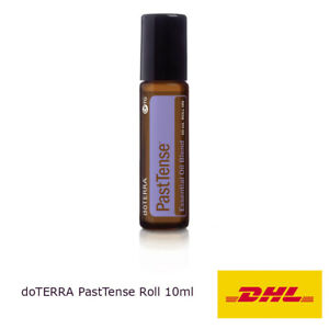 doTERRA PastTense Roll On Tension Essential Oils 10 mL DHL Shipping