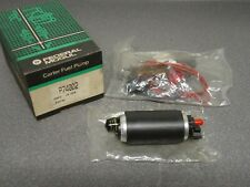 New Carter Electric Fuel Pump Assembly P74002 Fits Chevy S-10 Blazer GMC Jimmy