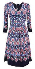 Per Una 3/4 Sleeve Dresses Midi