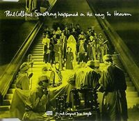 Phil Collins Something happened on the way to heaven (1990) [Maxi-CD]