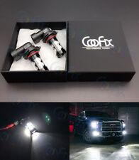 2x 50W H8 H11 High Power CREE 6000K Super White LED Fog Lights Driving Bulbs #1