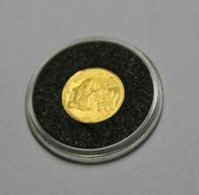 Mexiko - 2 Pesos 1999 Azteken - 1,56 Gramm - 999 Goldmünze = 1/20 Unze Gold