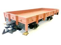 LGB G SCALE MODEL RAILWAY OPEN WAGON ROLLING STOCK Some Rust and missing part