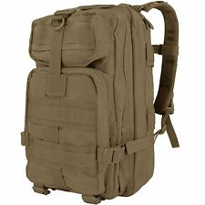Condor 126 Coyote Brown Tactical MOLLE PALS Compact Hiking Assault Pack Backpack