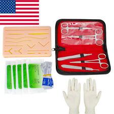Suture Practice Kit Surgical Training Tool Set Medical Teaching Equipment Model
