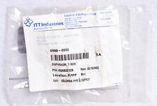 ITT Valve Diaphragm & Backing Cushion Kit  43303  Factory Sealed