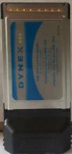 Dynex FireWire/IEEE 1394 2-Port PCMCIA CardBus Notebook Card DX-FC202