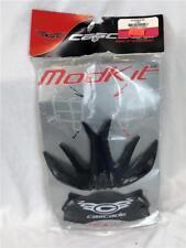 Nwt $13 Cascade Lacrosse Helmet Mod Kit Model Clh2 Navy Chin & Visor Skin