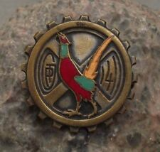 WW2 GTP 141 GROUPE TRANSPORT PERSONNEL French Motorised Infantry Army Pin Badge