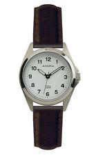 Women's Watch Adora Leather Band,Braun Titanium Case & Buckle Ø 1 3/32in > 37844