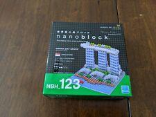 Marina Bay Sands Nanoblock Micro Sized Building Block Construction Toy NBH123