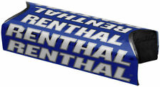 Renthal Mx Fatbar Team Blue Fat Handle Bar Motocross Dirt Bike Handlebar Pad