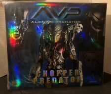 Alien vs Predator Movie Masterpiece Chopper Predator Collectible Figure