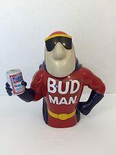 Budweiser Budman Ceramic Stein Mug By Ceramarte 1993 Bud Man