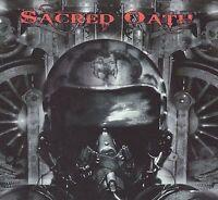 FREE US SHIP. on ANY 3+ CDs! USED,MINT CD Sacred Oath: Sacred Oath