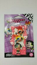 Wilton POWER PUFF POWERPUFF GIRLS Cartoon Network Birthday Candle Cake Topper