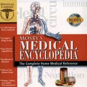 Mosby's Medical Encyclopaedia Ver 2.0 | [PC, CD-ROM] | RARE