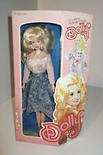 Vintage 1970s Dolly Parton Doll by Eegee Goldberger EG #41150 NIB MIB 1978 Box