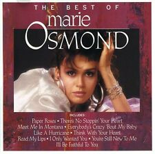 Marie Osmond - Best of [New CD] Manufactured On Demand
