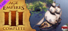 Age of Empires III 3 Complete Collection PC Steam Global Multi Digital Download