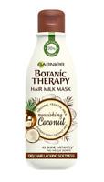 Garnier Milk Mask Coconut Hair 98% Natural Origin Nourishing Hydrates 250 ml