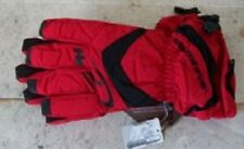 Snowmobile Gloves ColdWave Sno Fire Red/Black Size X-Large