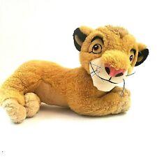 The Lion King Simba Plush Walt Disney Stuffed Animal Toy