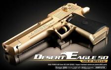 Desert Eagle 50 Gold Pistol Airsoft Handgun 6mm BB Toy Gun F/S