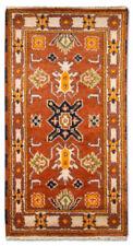 Tapis rectangulaire coton mélangé avec des motifs Oriental pour la maison