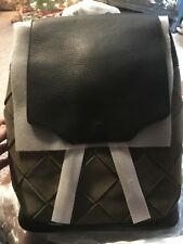 *** NWT $695 Rag & Bone Pilot Suede Leather Backpack **