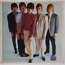 THE ROLLING STONES: Five By Five JAPAN Mono L15P-5002 London NEAR MINT Disc LP