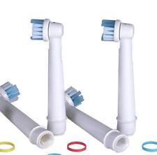 4 Pcs Replacement Electric Toothbrush Heads For Braun Oral B sb17