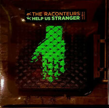 "SEALED! The Raconteurs - Help Us Stranger 12"" LP Third Man Records Jack White"