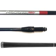 Grafalloy ProLaunch Red Special Stiff Flex Driver Shaft W/Titleist Adapter