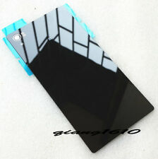 u Back Battery Cover Rear Case Door Glass For Sony Xperia Z Series