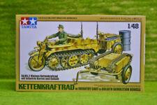 Tamiya KETTENKRAFTRAD w. infantry kart & goliath 1/48 Scale Kit 2