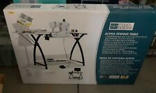 Sew Ready Studio Designs Multipurpose Hobby Sewing Table Folding Computer Desk