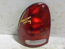 DRIVER LEFT HALOGEN OEM DODGE CARAVAN 96 97 98 99 00 TAIL LIGHT ASSEMBLY [2786]
