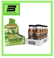 Grenade Carb Killa Protein 12 Bars & Carb Killa Protein 8 Shakes