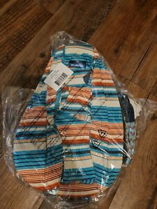 KAVU Womens Rope Bag Cascade Stripe Backpack 923-1012 Sling Travel Crossbody NWT