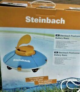 Steinbach Poolrunner Battery Basic Roboter Schwimmbadreiniger Speedcleaner