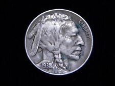 1938-D / D over S 5c Buffalo Nickel - FS511       R2038
