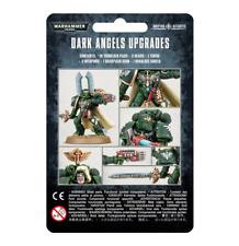 Warhammer 40K Space Marines Dark Angels Upgrades New