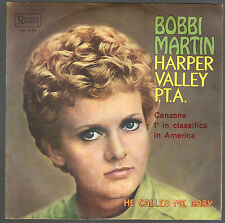 HARPER VALLEY P.T.A. - HE CALLED ME BABY # BOBBI MARTIN