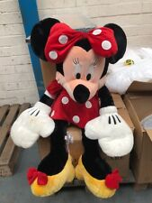 An Exclusive, Authentic And Original Disney Store 3ft Minnie Mouse