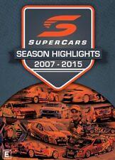 Supercars Championship Series Highlights 2007-2015 - DVD Region 4